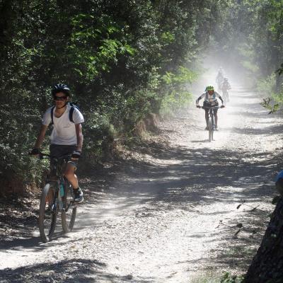 Pelé vélo tout terrain du 9 au 13 juillet 2018