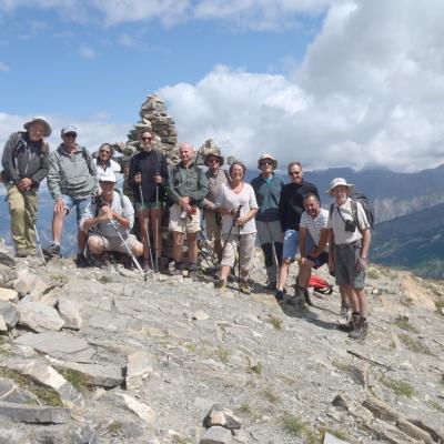 Croix de l'Alpe 16 août 2018